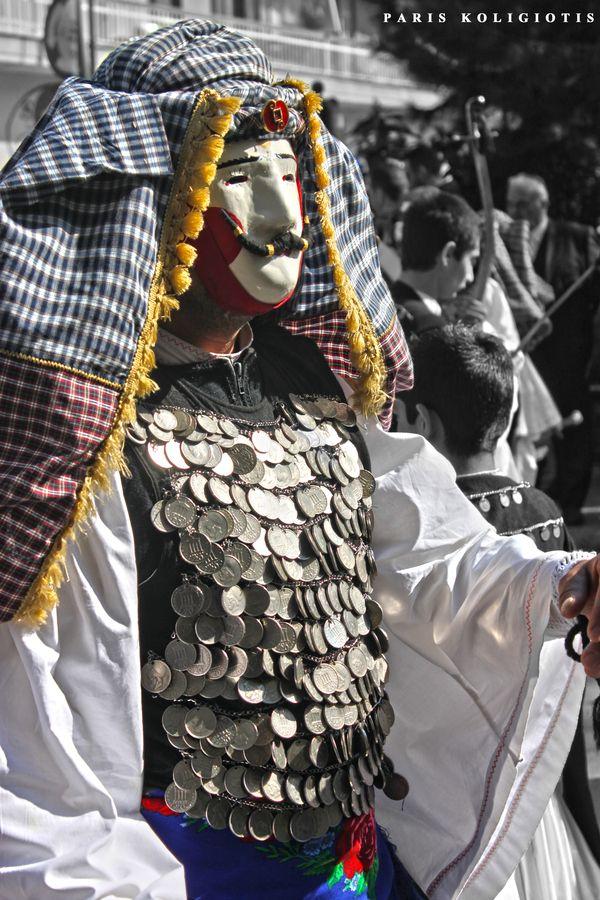 Genitsaros - traditions of Naousa, Macedonia, Greece