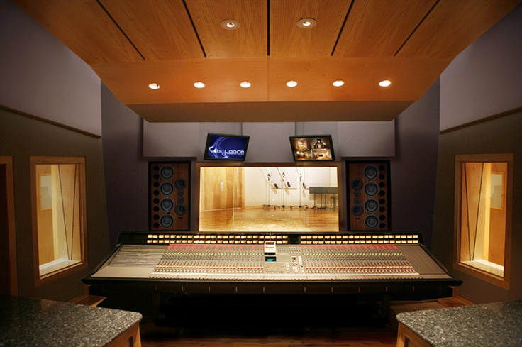 2476 Best Images About Recording Studios Gallery On