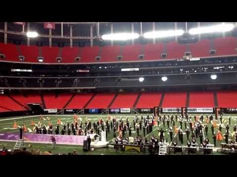 Wando High School at BOA Atlanta Preliminary Run 2013 - YouTube  ----------- YOU CAN SEE THE PIT ALMOST PERFECTLY ALMOST THE WHOLE TIME!!!!!!