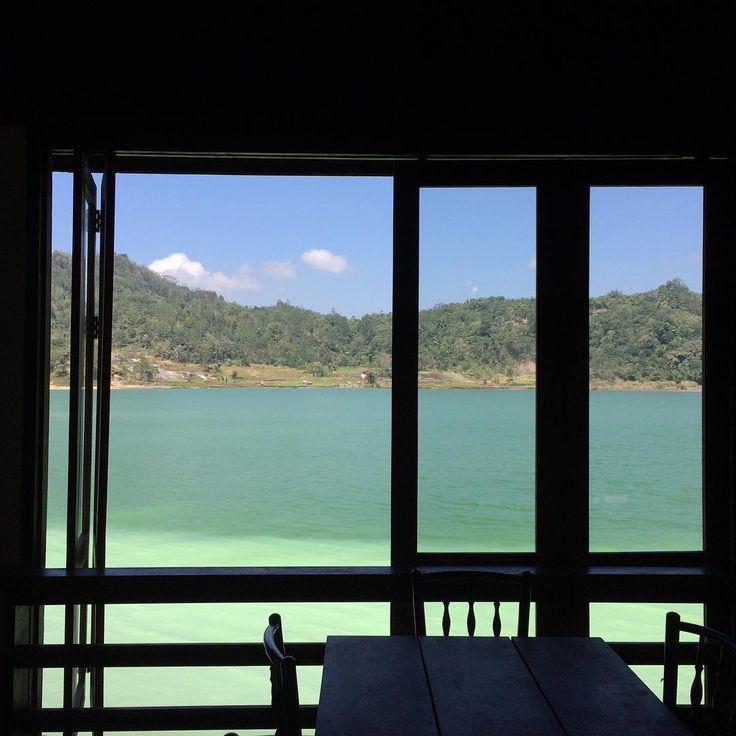 Linouw lake, Tomohon, North Sulawesi