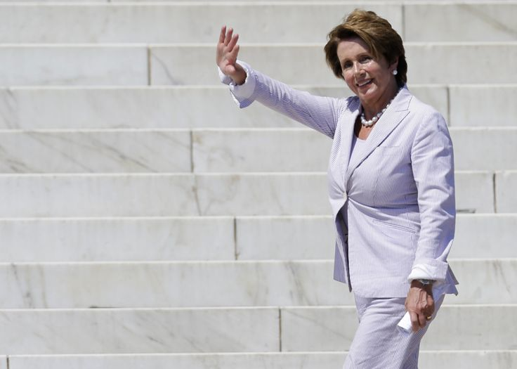 Nancy Pelosi Young | Nancy Pelosi Says Shes Not Interested in Being Speaker of the House ...