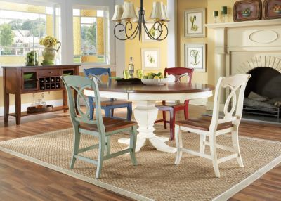 9 best images about Tables on Pinterest | Pedestal, Round pedestal ...