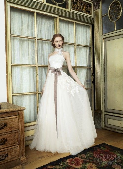 Today We Are Pround To Show You The Vintage Wedding Dresses From Spanish Designer Inmaculada Garcia