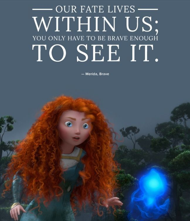 You probably grew up watching Disney movies (or still watch them now as an adult) and simply enjoyed them for the stories, the princesses, and the catchy music. But did you ever notice how profound some of the quotes from the characters are? If not, these posters prove that for any situation you face, there's an inspiring Disney quote.