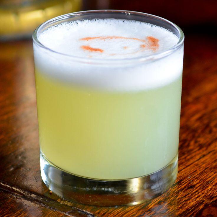 Pisco Sour Cocktail Recipe | Liquor.com     2 oz Pisco (Barsol Quebranta)     1 oz Fresh lime juice     .5 oz Simple syrup (one part sugar, one part water)     1 Fresh egg white Garnish: Lime wheel and Angostura Bitters Glass: Highball or flut