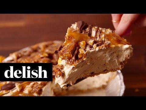 Best Twix Cheesecake - How to Make Twix Cheesecake