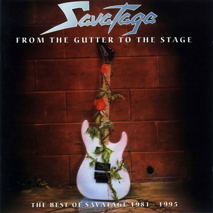Savatage - From The Gutter To The Stage (Ltd Edition 1996) 320 Kbps - Demons Eye