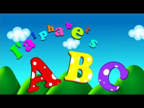The French ABC Song | Alphabet Song in French | Learn French - YouTube