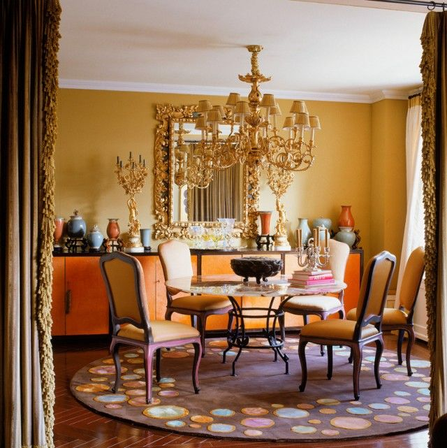 This Room Is A More Normal Modern Adaption Of The Baroque Period It