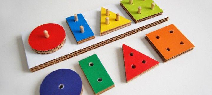 Giochi alternativi per i bambini - Supermamma
