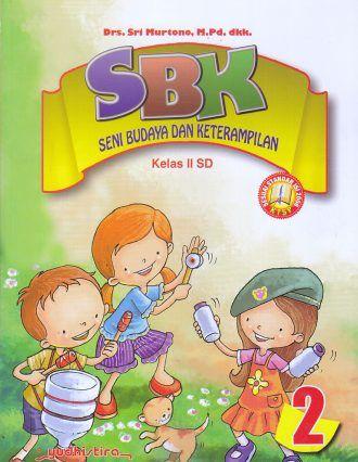 SBK Seni Budaya Dan Keterampilan 2 Kelas II SD – Sri Murtono