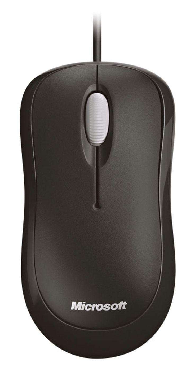 [CATALOGUE MOBILITE MAI 2014] Basic Optical Mouse: Le choix d'une meilleure précision et d'un meilleur contrôle. Molette de défilement : Visionner vos documents sans avoir à cliquer sur la barre de défilement. Confort : Design agréable et confortable conçu pour droitiers et gauchers. Réf. P58-00029 http://www.exertisbanquemagnetique.fr/info-marque/Microsoft #Microsoft #Souris #Ordinateur