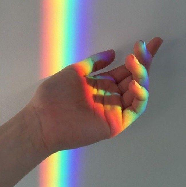 Rainbow Aesthetic Highlight Posters by xxxLemonade™ Designs | Redbubble