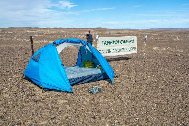 Tankwa Camino Kit - Melanie van Zyl