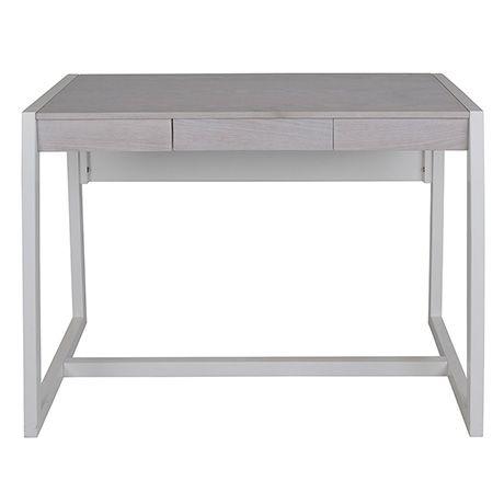 Whyt Desk with Storage 100x50cm