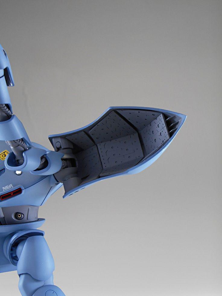 HGUC Hy-Gogg by bkrkn-mb | Gundam Century