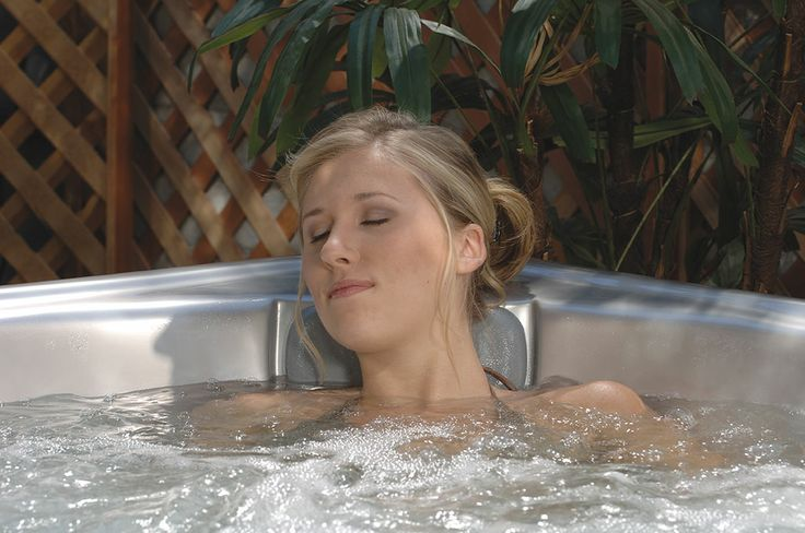 Tough day at the office? Unwind and relax with hydrotherapy from a Maax Spa.