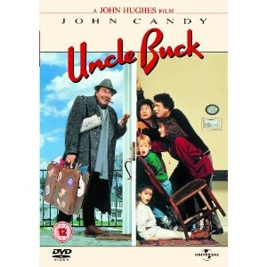 Uncle Buck [DVD]: Amazon.co.uk: John Candy, Macaulay Culkin, Jean Louisa Kelly, Gaby Hoffmann, Amy Madigan, Elaine Bromka, Garrett M. Brown, Laurie Metcalf, Jay Underwood, Brian Tarantina, Mike Starr, Suzanne Shepherd, Ralf D. Bode, John Hughes, Lou Lombardo, Ramey E. Ward, Tom Jacobson, William H. Brown: Film & TV