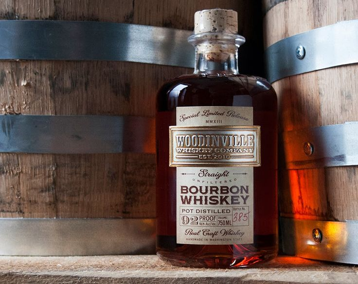 Woodinville Whiskey Co. on Packaging of the World - Creative Package Design Gallery