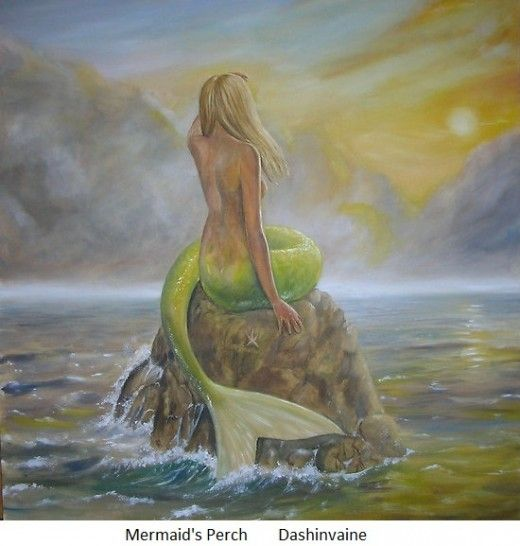 Aquatic Ape Theory and Mermaids: Proof Mermaids Really Exist?
