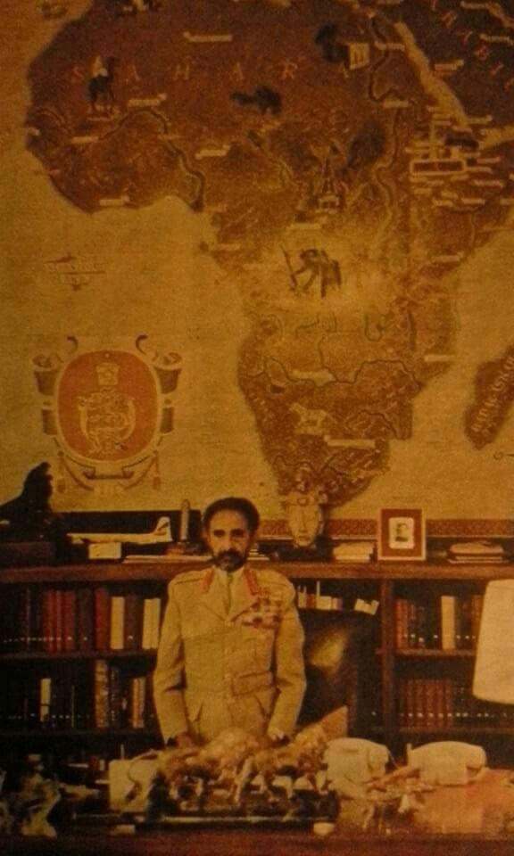 Haile Selassie I King of Kings Lord of Lords Emperor of Ethiopia