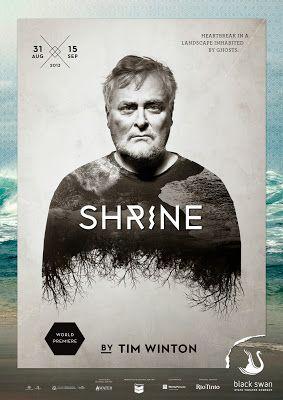 Shrine dessein blog #theater posters