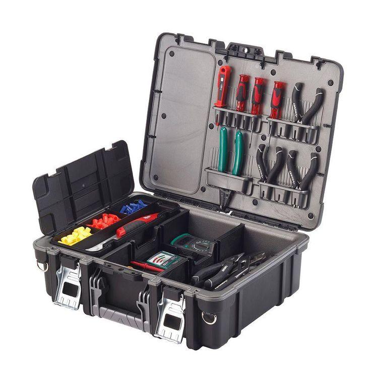 Husky 15 in technician box model 17198036 stuff to buy
