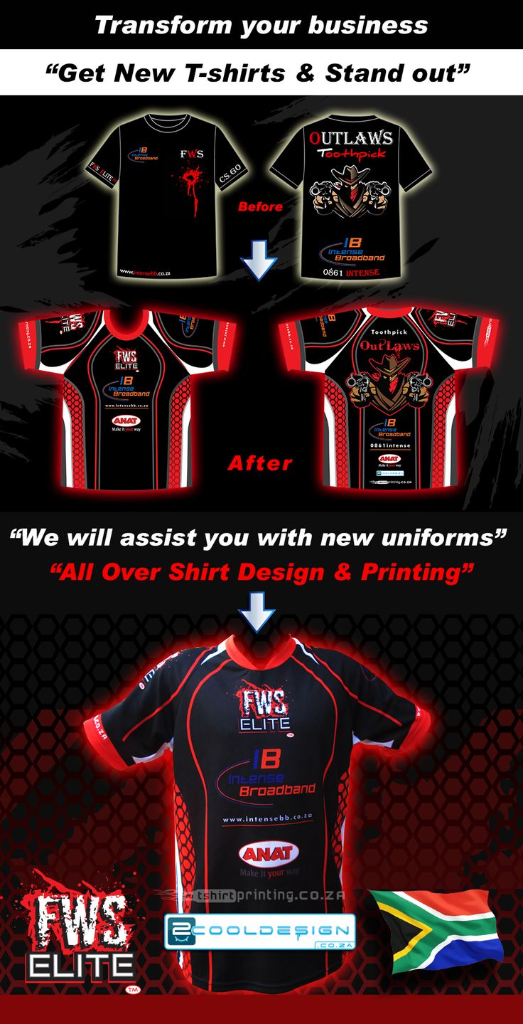 transform your business all over shirt printing