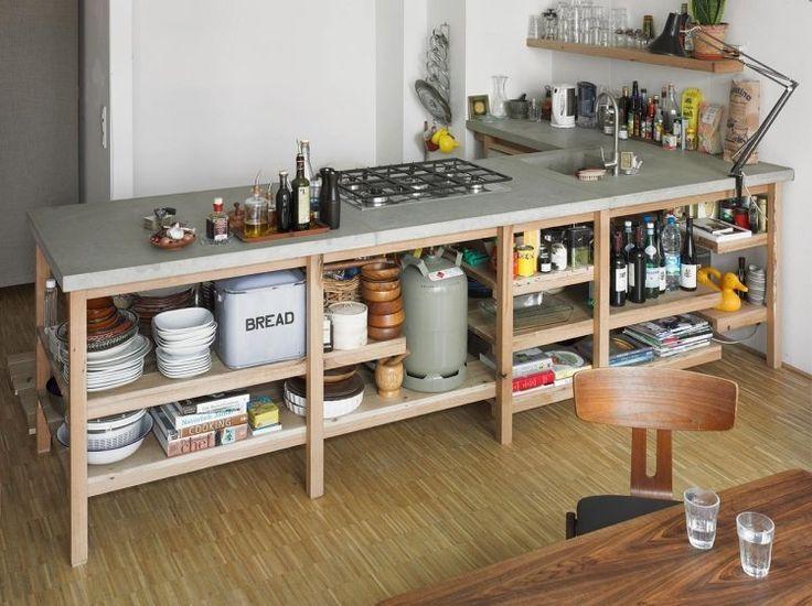 28 besten küche Bilder auf Pinterest Küchen, Küchen ideen und - k chenschr nke selber bauen