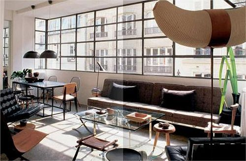 bauhaus interiors | Frédéric Méchiche / New Paris Interiors