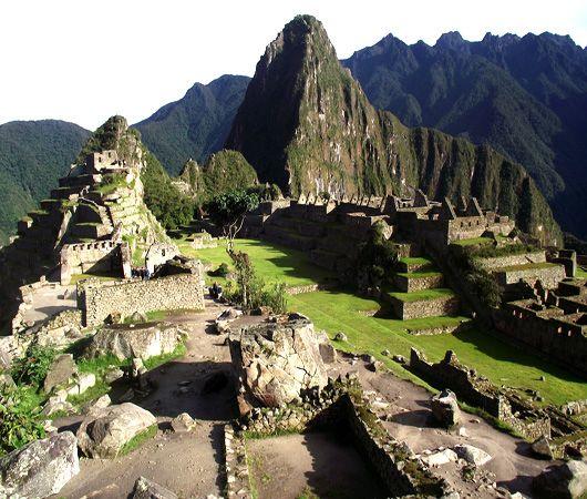 Découvrez les merveilles du monde au Pérou...