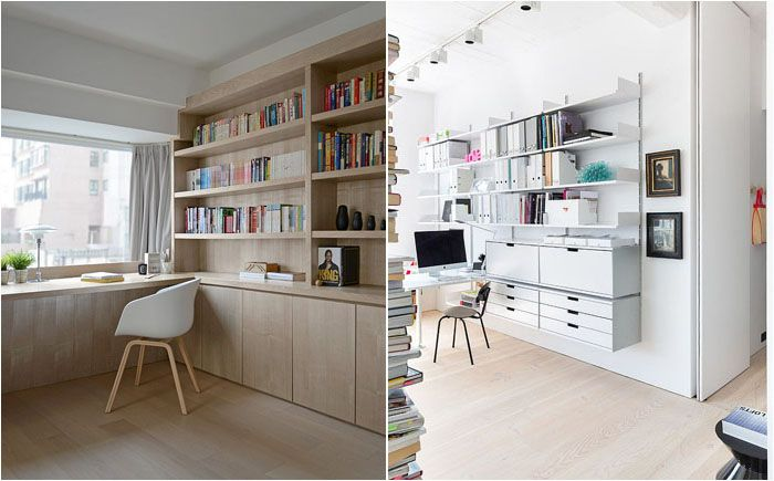 30 home offices in the Scandinavian style of the best design studios in the world. More information: http://wonderdump.com/30-home-offices-in-the-scandinavian-style-of-the-best-design-studios-in-the-world/