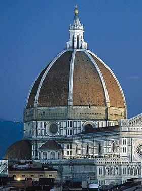 Cúpula de la Catedral de Florencia - Filippo Brunelleschi