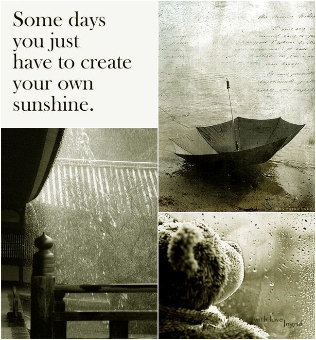 Quotes About Rainy Days: 816 Best Images About Quotes