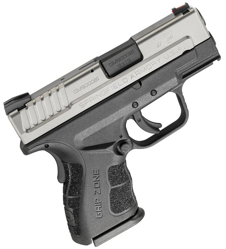 Springfield Armory has released an updated version of its popular XD pistol – the XD Mod.2. The big news on the gun, enhanced ergonomics that aim to make it a smoother shooter.