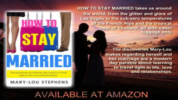 Interview with Mary-Lou Stephens, author of 'How To Stay Married'