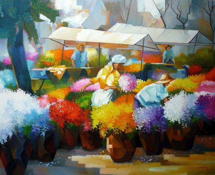 *Feira de Flores*