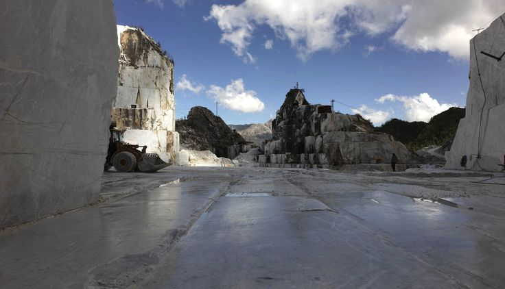 Macrostone International. Stone: Marble. Cut right out of the quarry and brought here to Australia for national use.