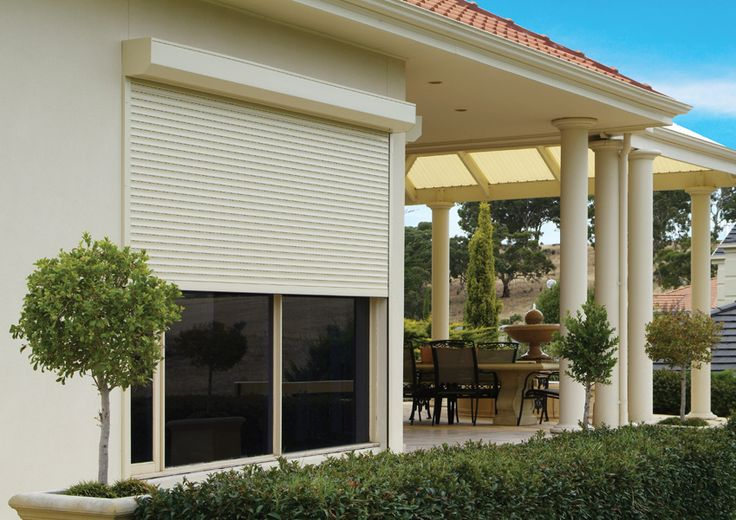 Are you thinking about tightening the security at home? How about buying our roller shutters? Here we offer standard quality products, providing highest security.