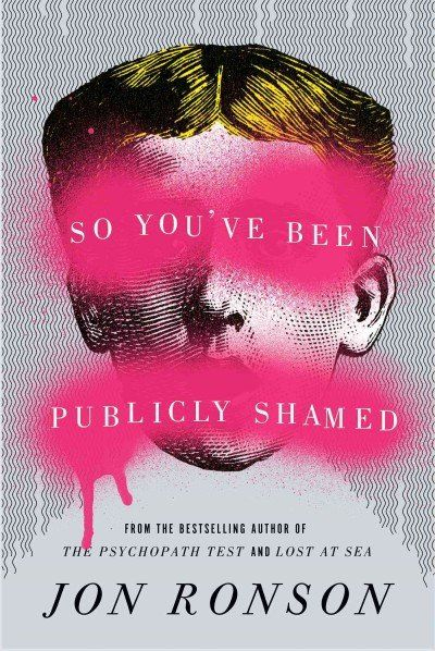 I love the sound of Jon Ronson's voice, so if he reads the audio version of this book I'll be sure to listen to it.