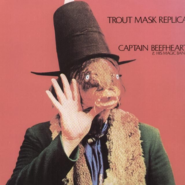 Check out Captain Beefheart TROUT MASK REPLICA Vinyl Record - 180 Gram Pressing on @Merchbar
