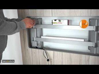 Instrucciones Montaje Mueble TV 103 - YouTube