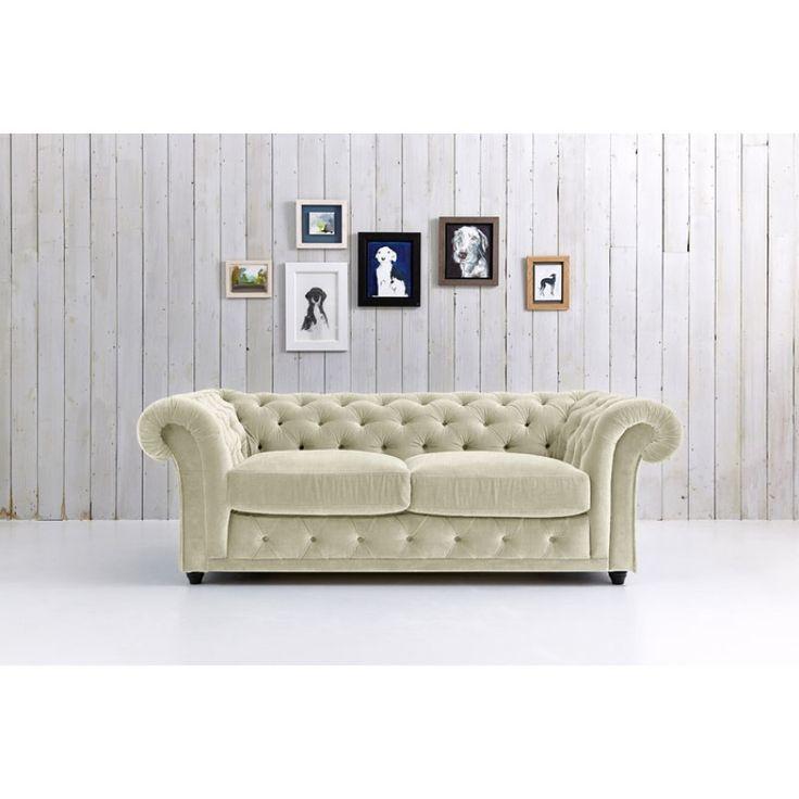 Churchill Chesterfield Sofa Bed