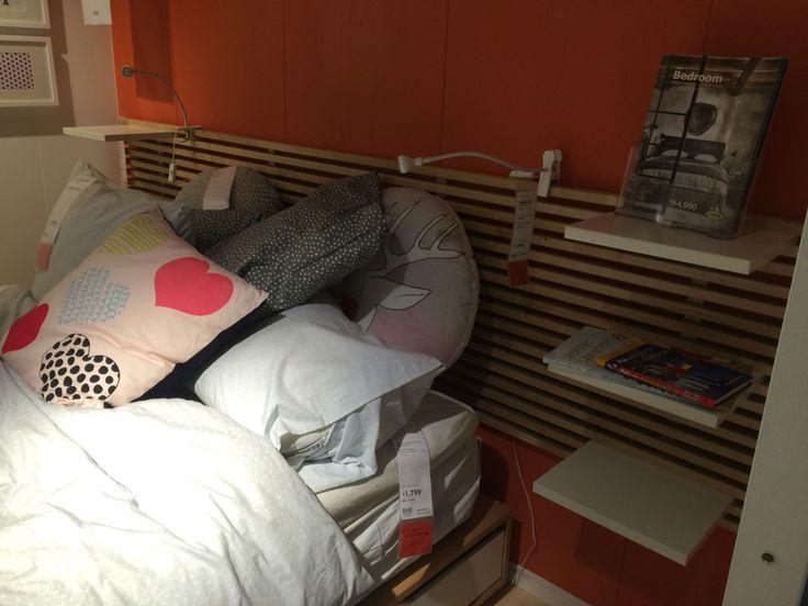 IKEA ヘッドボード