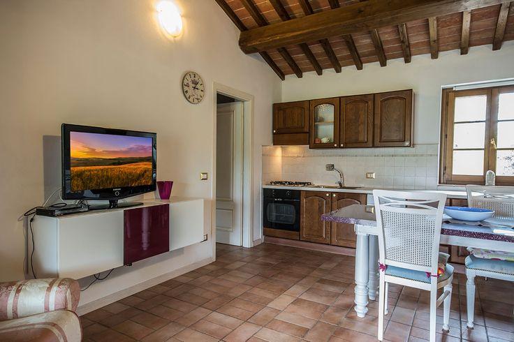Monnalisa apartments at Borgo Da Vinci