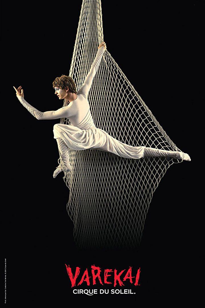 MARCH--Deep within a forest, at the summit of a volcano, exists an extraordinary world - a world where something else is possible. A world called Varekai. Coming to the Pensacola Bay Center March 19-23, 2014. Details: www.cirquedusoleil.com/en/shows/varekai