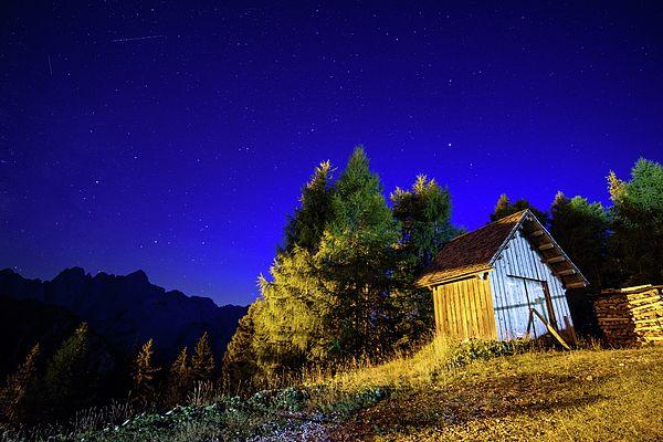 Night Of Stars. Night Dreams