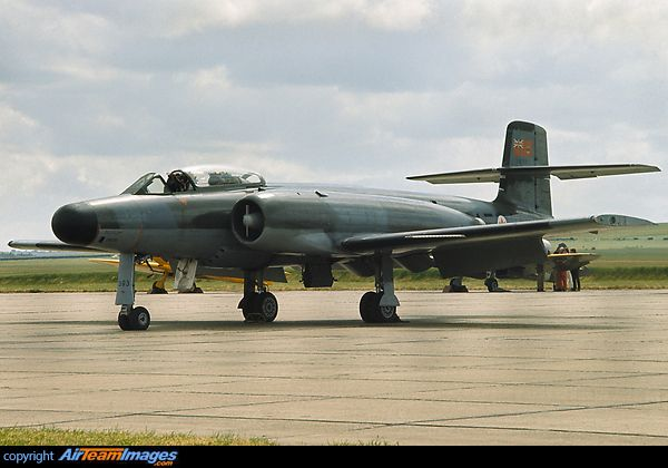 Avro CF-100 Canuck (G-BCYK) Aircraft Pictures & Photos - AirTeamImages ...