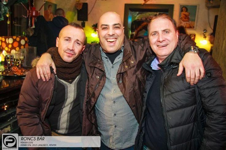 Roncsbár - 2015
