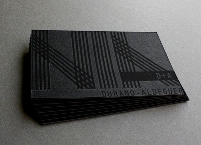 22 new and creative business cards – Best of November 2012